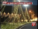 Bangalore Palace, it's royal evening in Bengaluru - NEWS9