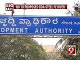 No to proposed BDA steel flyover - NEWS9