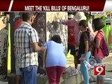 HSR layout, meet the 'kills bills' of Bengaluru- NEWS9