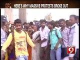 'BENGALURU BURNS GOVERNMENT FIDDLES'1, a NEWS9 discussion- NEWS9
