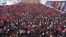Başbakan Yıldırım: 'Son on yılda dünyada yapılan 10 büyük projenin 6 tanesini Türkiye yaptı'- ÇANAKKALE