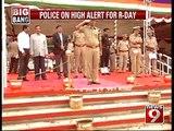 Bengaluru, police on high alert for R- Day-- NEWS9