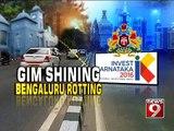 'GIM Shinning Bengaluru Rotting' , a NEWS9 discussion- NEWS9
