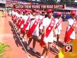 Bengaluru, road awarness programmes by BTP- NEWS9