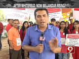 'BENGALURU ON THE BOIL' a NEWS9 discussion- NEWS9