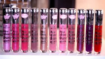 НОВИНКА Essence SHINE SHINE SHINE Wet Look Lip Gloss ,  Ревью + СВОТЧИ на Губах