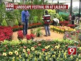 Bengaluru, landscape festival on at Lalbagh- NEWS9