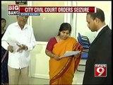 NEWS9: Bengaluru, city's DC office seized