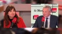 """Bruno Le Maire annonce """"des privatisations importantes"""" pour permettre à la France d'investir dans les """"technologies de rupture"""""""