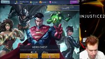Injustice 2 Mobile  ARENA TIPS  How to Get More Arena Points