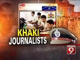 NEWS9: 'Khaki Journalists' , Bengaluru police news channel