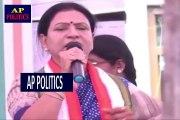 DK Aruna Shocking Comments on KTR _ DK Aruna Comments on KCR and Harish Rao-AP Politics