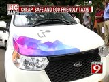 NEWS9: Bengaluru, cheap, safe and eco-friendly taxis