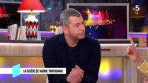 C l'hebdo : Nadine Trintignant s'exprime sur le retour sur scène de Bertrand Cantat