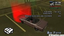 GTA San Andreas - Misiones de Aparcacoches (Valet Parking) - Nivel #4