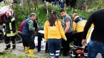 Otomobil sulama kanalına düştü: 3 ölü, 1 yaralı - MANİSA