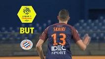 But Ellyes SKHIRI (59ème) / Montpellier Hérault SC - Dijon FCO - (2-2) - (MHSC-DFCO) / 2017-18
