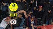 But Giovanni SIO (66ème) / Montpellier Hérault SC - Dijon FCO - (2-2) - (MHSC-DFCO) / 2017-18