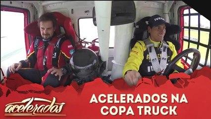 Acelerados na Copa Truck