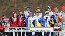 Success of PyeongChang Winter Paralympics by numbers