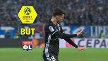 But Houssem AOUAR (52ème) / Olympique de Marseille - Olympique Lyonnais - (2-3) - (OM-OL) / 2017-18
