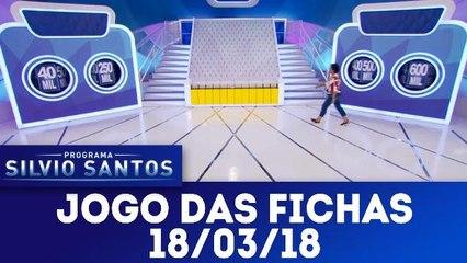 Jogo das Fichas - 18.03.18
