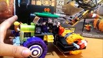 LEGO Batman JOKER STEAM ROLLER 76013 DC Super Heroes