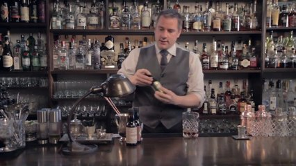 Fourth Regiment Cocktail - Raising the Bar with Jamie Boudreau - Small Screen