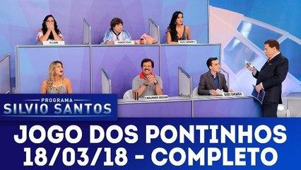 Jogo dos Pontinhos - 18.03.18