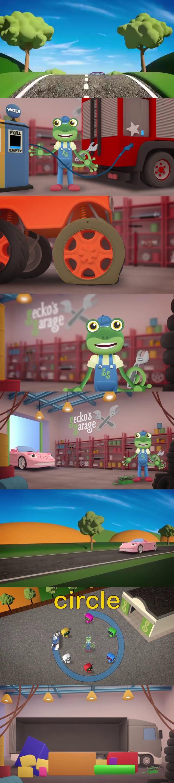 Trucks For Children | Fixing Monster Trucks, Garbage Trucks, Fire Trucks