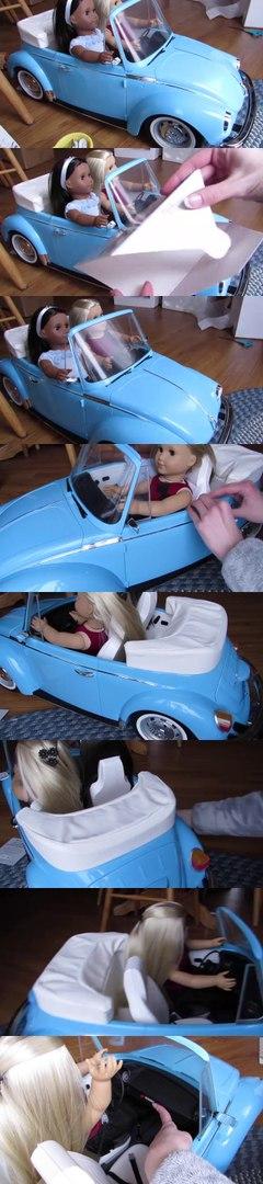*Review* American Girl Julies Car Wash Set!