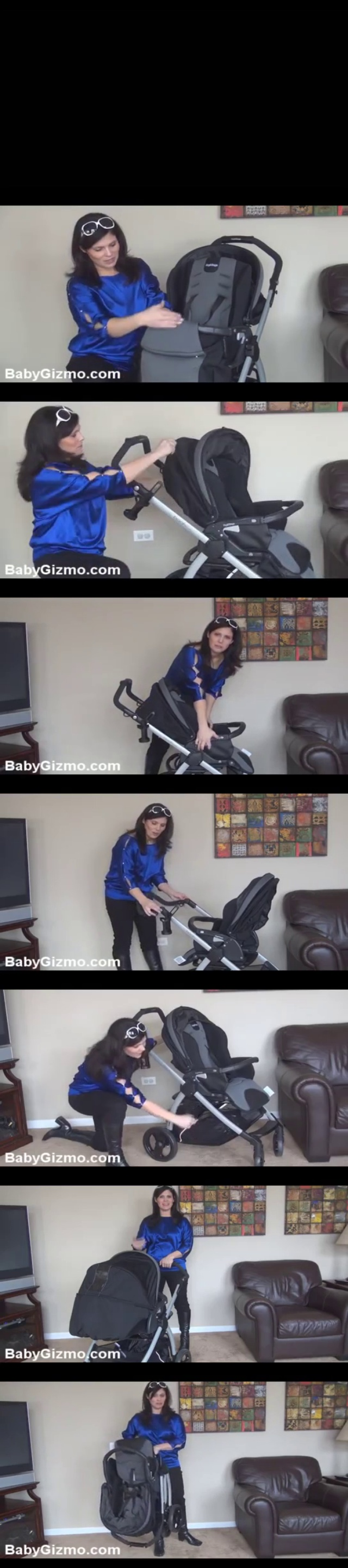 Peg Perego Book Plus Video Review – Baby Gizmo