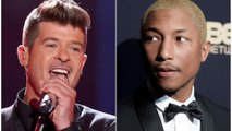 "Robin Thicke Y Pharrell Williams Pierden Apelación Por Plagio De ""Blurred Lines"""