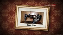 Sewing Machine -Early Learning Series - Inventions Discoveries For kids