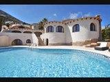 Espagne : Vente Maison Villa Vue sur mer paradisiaque - Excellente orientation au Sud – Soleil et plages - Costa Blanca