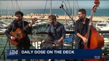 DAILY DOSE   Daily Dose on the deck   Monday, March 19th 2018