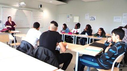 """#SPME2018 : ateliers """"créer son média"""" pour les lycéens et les collégiens de l'académie de Créteil"""