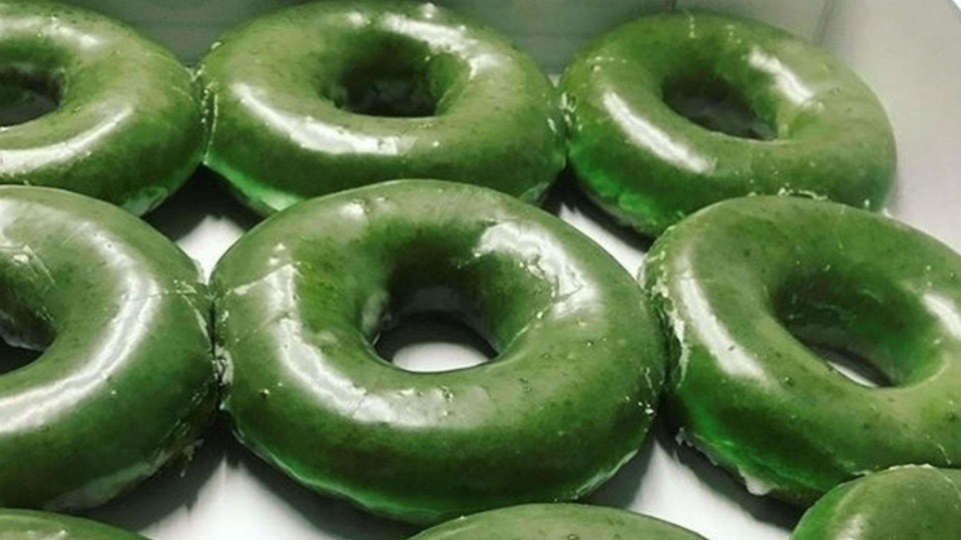 Krispy Kreme's Green Donuts & 3 More Stories Trending Now