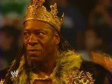 Wwe summerslam 2007  triple h vs king booker