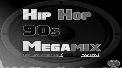 Rap Acapellas Mix - Hip Hop 90s MegaMix 2018 (Ini - Fakin' Jax ,Das