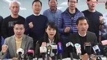 【立會補選】政府擺明車馬政治審查周庭被DQ『被DQ係香港自由意志』