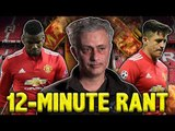 Have The Manchester United Players Turned On Jose Mourinho After INSANE Press Conference? | W&L