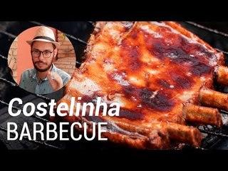 Como fazer Costelinha Barbecue 2.0 - Molho BBQ - Web à Milanesa