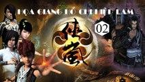 Phim Hoạt hình Họa giang hồ chi Hiệp Lam Tập 2: Thiện-Ác VIETSUB | Phim Hoạt Hình Trung Quốc Tiên Hiệp 3D Võ Thuật Thần Thoại