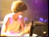 Rave Archive: Ricardo Villalobos playing the bongos in 1993