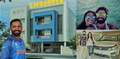 Dinesh Karthik Lifestyle _ House,Car,Wife,Salary,Net Worth,Cricket Career _ Cele