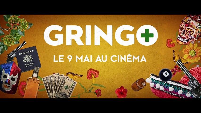 GRINGO - Trailer VOST Bande-annonce [720p]