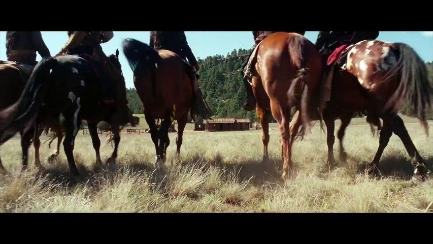 HOSTILES - Extrait _Sauvez-vous_ VOST [720p]