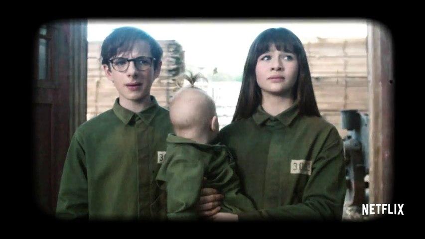 Les désastreuses aventures des orphelins Baudelaire I Bande-annonce principale [HD] I Netflix [720p]