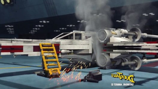 Lego Star Wars The Freemaker Adventures S02 E03 The Tower